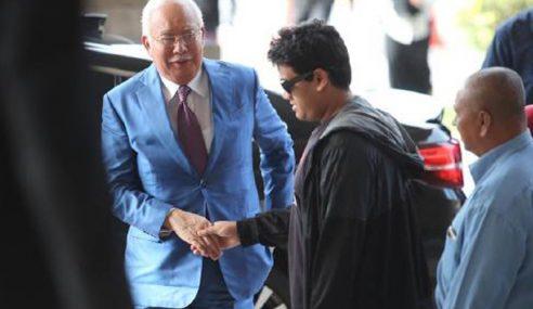 SRC: Tidak Masuk Akal Najib Cuba Curi RM42 Juta