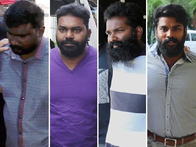 12 Individu Termasuk ADUN Didakwa Sokong LTTE