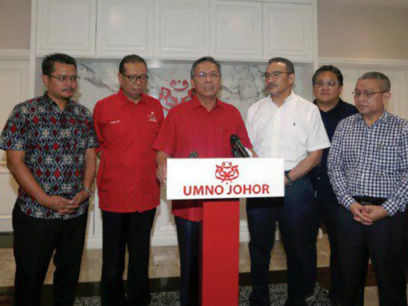 BN Johor Mahu Calon Tempatan Di Tanjong Piai