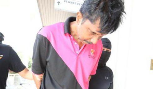 Guru Didakwa Miliki Barangan Pengganas LTTE