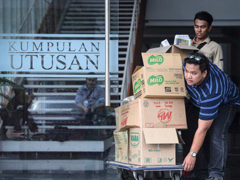 Utusan Akan Diuruskan Sebuah Syarikat Baharu – Mahathir