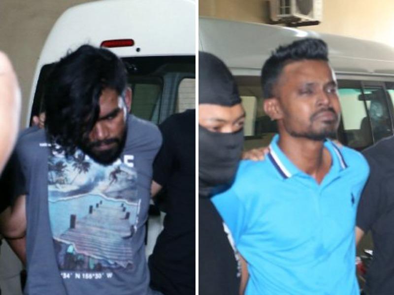 Pengawal, Penjaga Stor Didakwa Miliki Item Pengganas LTTE
