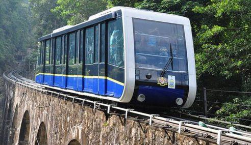 RM100 Juta Bina Kereta Kabel Baharu Di Bukit Bendera