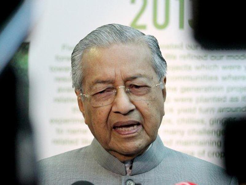UMNO Dan PAS Boleh Cuba Sertai PH – Mahathir