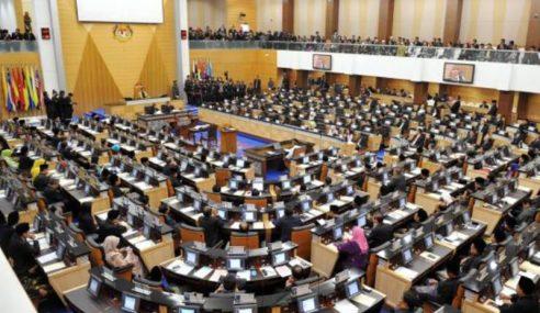 'PM Tepi' Jadi Sebutan Di Parlimen