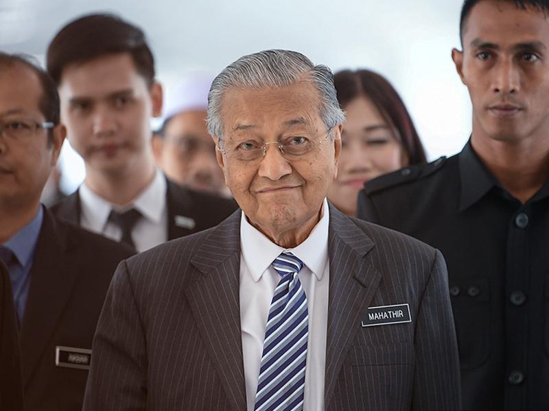 Isu Berkaitan GST Belum Dibincang – Mahathir