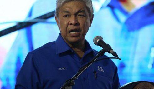 Armada Bersatu Dakwa Zahid Takut Kepada MCA