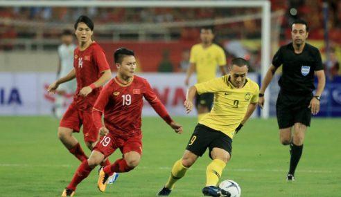 Harimau Malaya Tewas 0-1 Di Tangan Vietnam