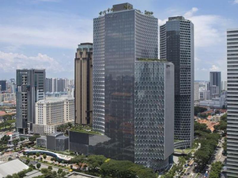 Jual Hotel Andaz, Sekelip Mata Legasi KTM Di Singapura Lenyap