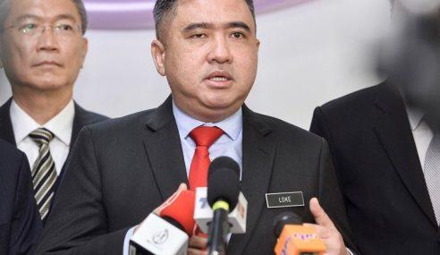 DAP Rujuk Ronnie Liu Ke Jawatankuasa Disiplin