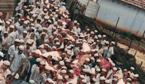 Kisah Tragis Penyembelihan Umat Islam Dalam Masjid Oleh LTTE