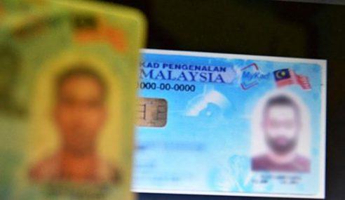 Ahli Perniagaan China Bayar RM400,000 Untuk MyKad, Pasport