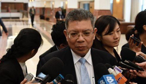 Kedutaan Malaysia Di Amman Dibuka Secepat Mungkin
