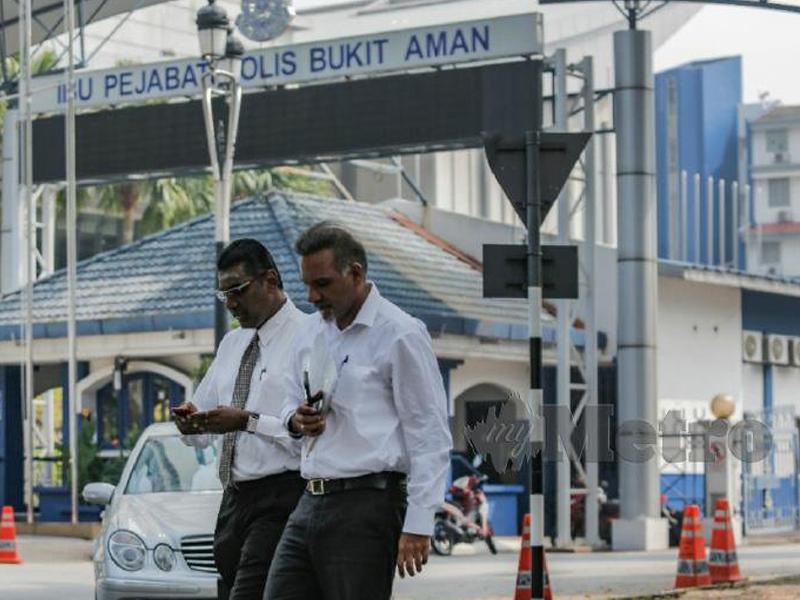 LTTE: 2 ADUN DAP Mahu Cabar SOSMA