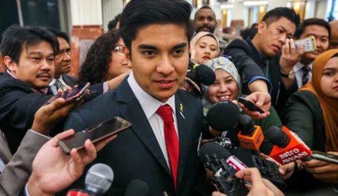 Ketepikan Dulu Isu Ronnie, Fokus PRK Tanjung Piai – Syed Saddiq