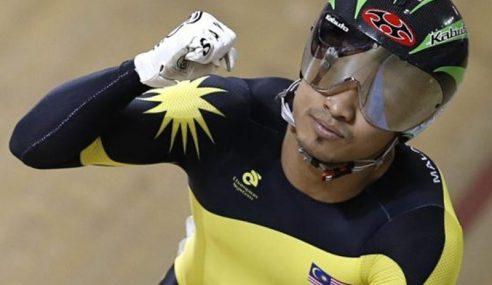 Azizulhasni Prospek Emas Sukan Olimpik