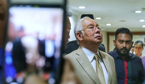 Mahkamah Tolak Tangguh Bicara Pinda Audit 1MDB Bermula