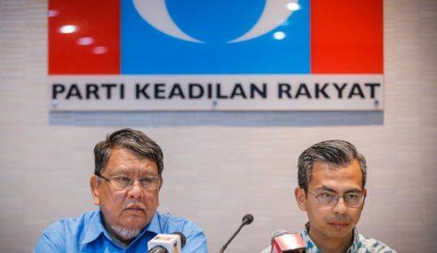 2 Ahli PKR Pahang Dipecat Serta-Merta Akibat Rasuah