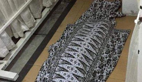 Mayat Wanita Ditinggal Dalam Masjid