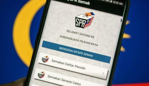 Sikap Punca Ramai Orang Melayu Tak Daftar Pemilih – SPR