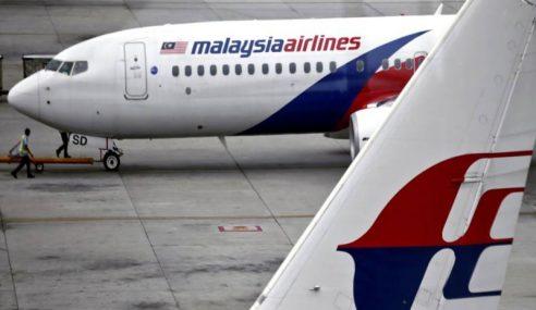 MH360 Ke Beijing Berpatah Balik Ekoran Masalah Gear Pendaratan