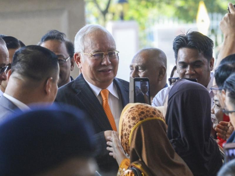 """""""Ini Peluang Bersihkan Nama Saya"""" – Najib"""
