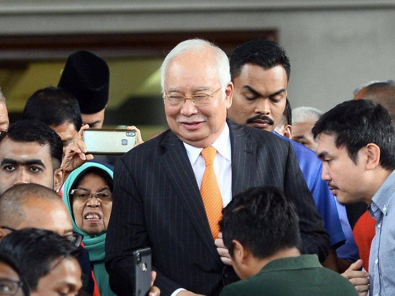 Najib Fail Notis Usul Tangguh Bicara Kes Pinda Laporan Audit