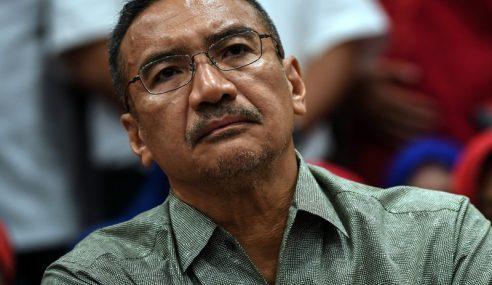 Hishammuddin Nafi Ketuai Pertemuan Dengan Azmin