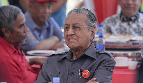 Mahathir Akan Jadi Kambing Hitam Oleh Rakan PH
