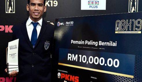 Muhammad Safawi Pemain Paling Bernilai ABK 2019
