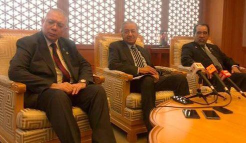 Menteri Elak Timbul Masalah Dengan KSU – Mahathir
