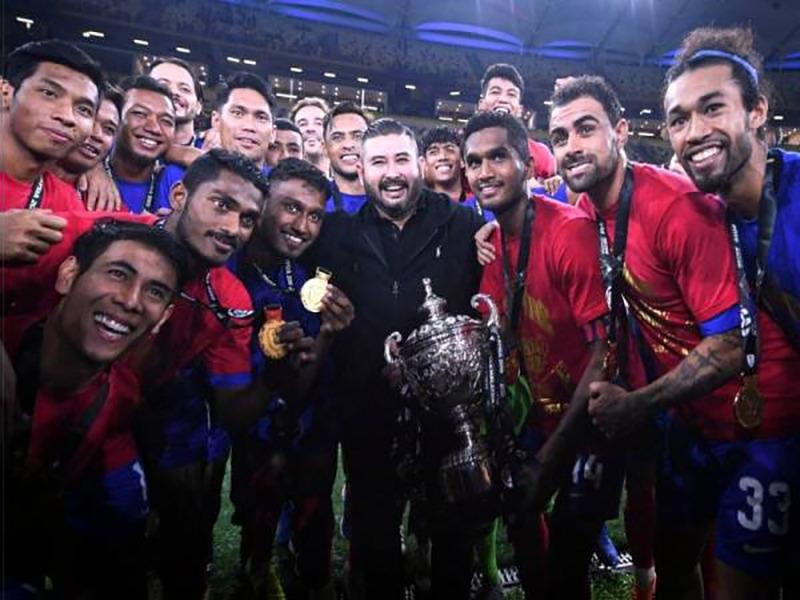 Juarai Piala Malaysia, JDT Bakal Terima Insentif
