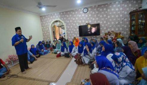 Guru Tanjung Piai Dipaksa Turun Kempen PH – Ahmad Maslan