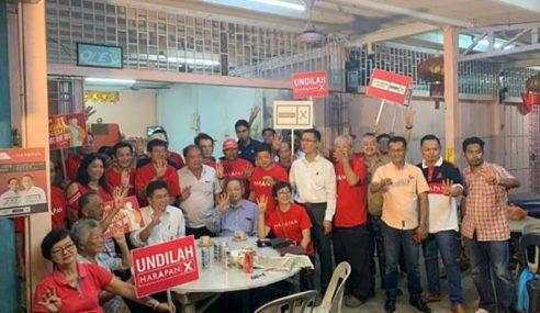 Lawan Sebenar Bukan MCA Tapi Muafakat Nasional – Kit Siang