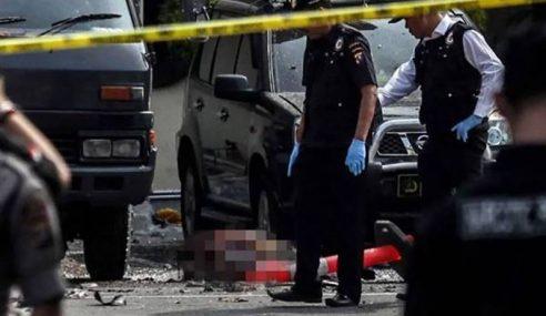 Pengebom Bunuh Diri Serang Balai Polis Di Medan