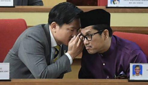 ADUN DAP Paul Yong Umum Kembali Bertugas