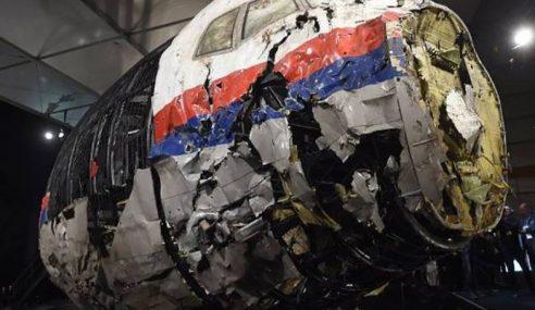 Penyiasat MH17 Dedah Panggilan Telefon Pegawai Rusia, Suspek