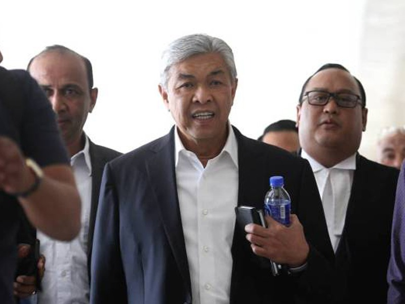 Pihak Pendakwaan Akan Buktikan Zahid Seleweng RM31 Juta