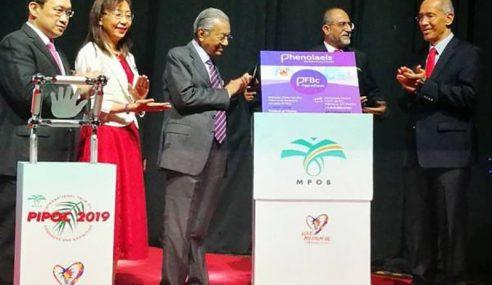 PMO Sahkan Mahathir Sihat, Sudah Kembali Bertugas
