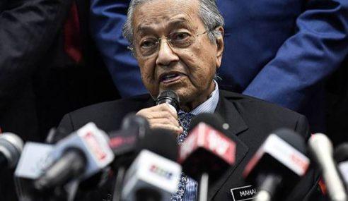 Pakatan Harapan Lemah Dalam Komunikasi – Mahathir