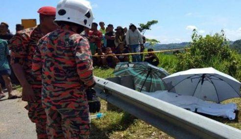 Tragedi Konvoi Motosikal Ragut Nyawa Guru