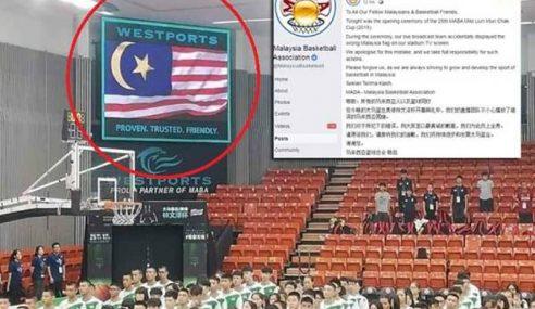 Bendera Malaysia Bintang 5, Ini Sudah Melampau!