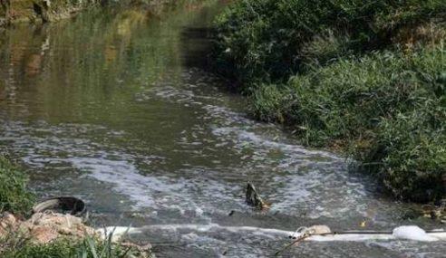Mayat Lelaki Ditemukan Di Sungai Kim Kim
