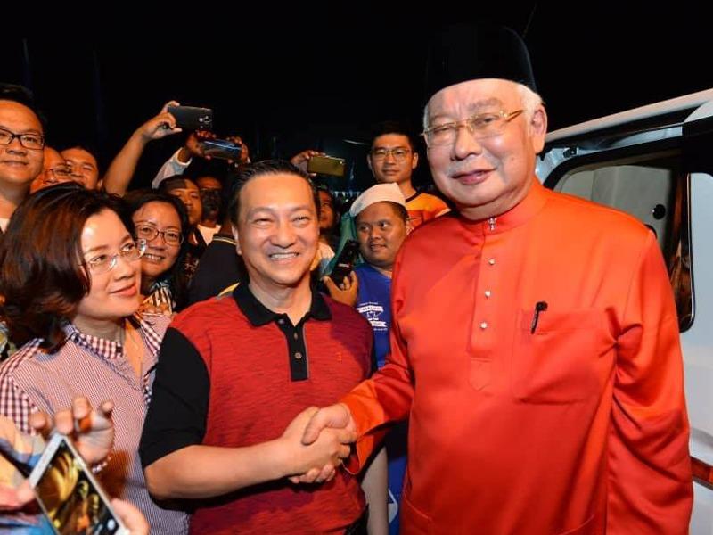 BN Tiada Masalah Lawan Banyak Penjuru PRK Tanjung Piai