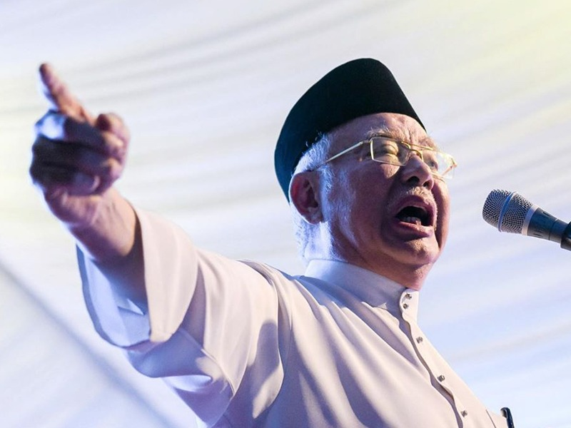Siew Sin Tak Macam Guan Eng – Najib