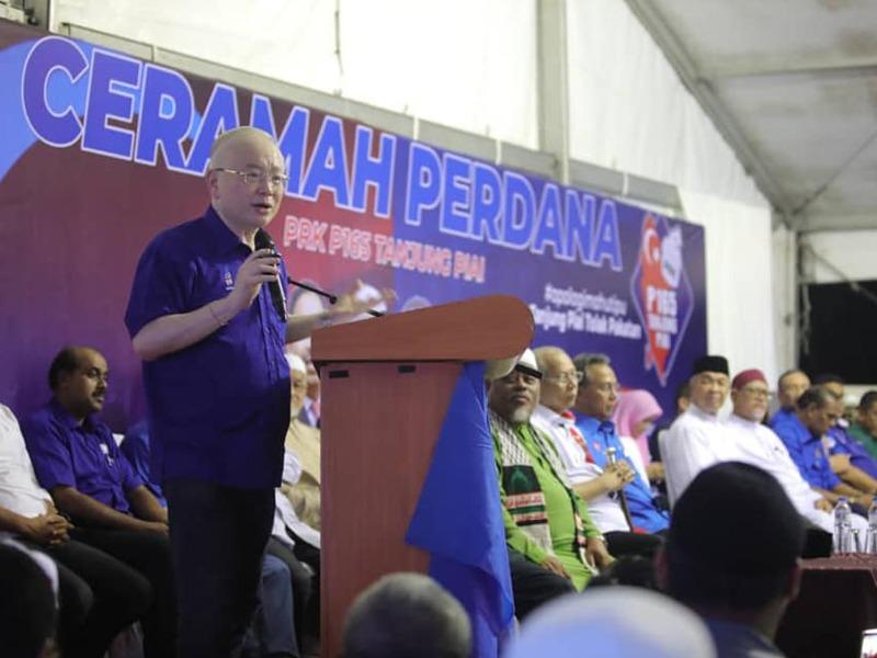 MCA Bukan Rasis Macam Parti Politik Lain