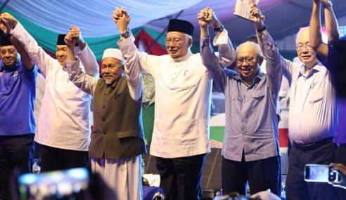 Uniknya PRK Tanjung Piai Dapat 'Satukan' PAS, MCA