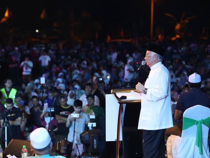 Ujian Besar UMNO, PAS Di Kawasan Campuran – Najib