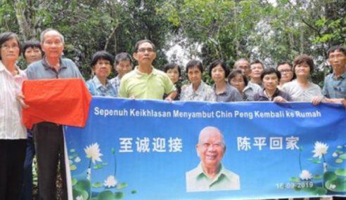 Abu Mayat Chin Peng: Polis Rakam Keterangan 10 Saksi