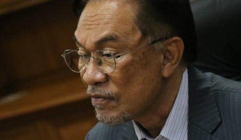 Walaupun Terkhilaf, Surat SPRM Perkara Serius – Anwar